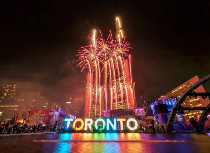 Free Events in Toronto