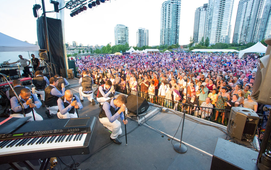 Vancouver International Jazz Festival